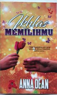 World Book Day. Today offer only. Malay novel.