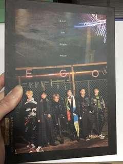 [Readystock] BAP-EGO ALBUM