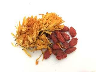 🌼金盞花杞子茶🌼 舒緩敏感膚質、牙齦腫痛