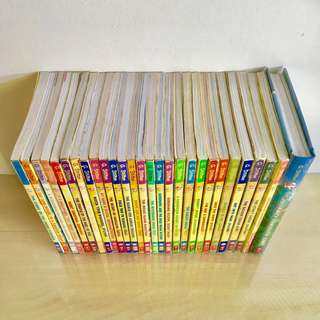 27 Paperbacks + 1 Hardcover Geronimo Stilton