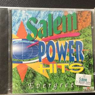 Salem power hits evergreen