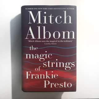 The Magic Strings Of Frankie Presto (Buku Import)