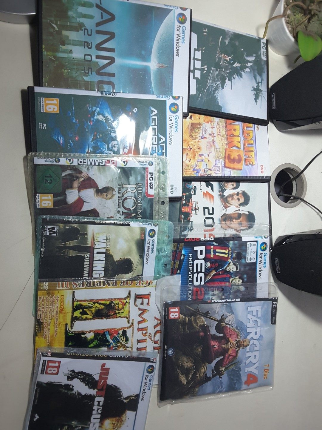 11 Random Kaset Game Video Gaming Games On Carousell Bd Ps4 Minecraft Story Mode