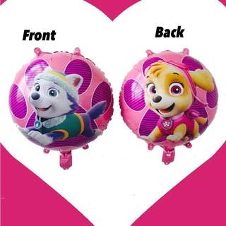 🐾 Paw Patrol party supplies - balloons / party deco