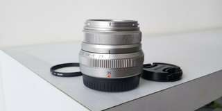 Fujifilm 35mm f2 xf prime lens