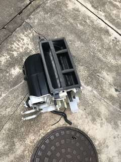 2006,2007,2008 Subaru Impreza TS sedan cooling and heater coil complete unit with casing as shown in photos