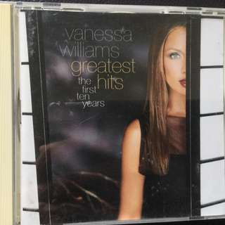 Vanessa Williams the first ten years