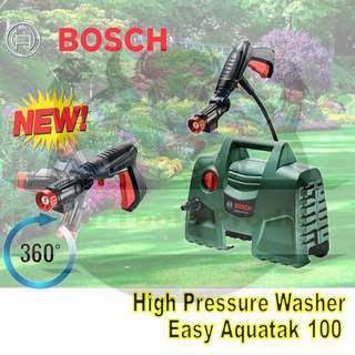 [NEW] BOSCH EASY AQUATAK 100 HIGH PRESSURE CLEANER