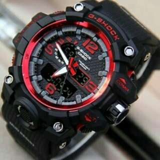 Jam tangan G-shock dualtime 2 warna