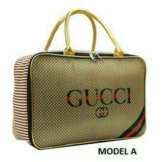 Travel bag tas koper jinjing gucci