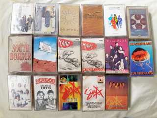 OPM Band Casette Tapes
