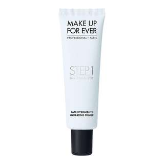Makeup Forever Hydrating Primer Step 1