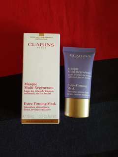 Clarins Extra Firming Mask 15ml