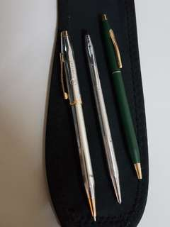 Cross pen 3 pc