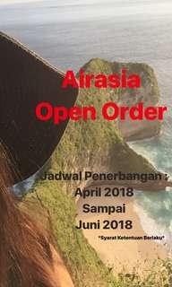 Airasia Discount April - Juni