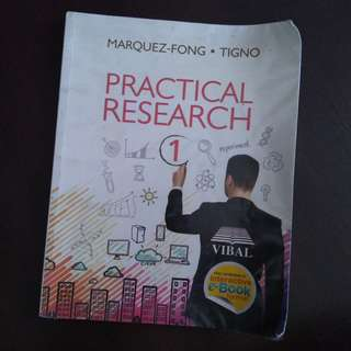 Practical Research 1 (K-12)