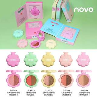 Novo eyeshadow pallete sweet love eyeshadow
