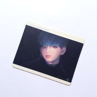 BTS V Mousepad original Fansite Felicitas Of December