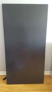 Large Black Table