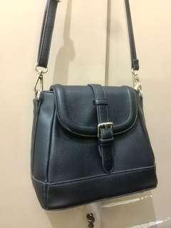 Little Black Sling Bag