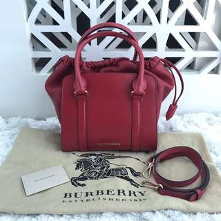 100% authentic Burberry Satchel