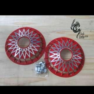 Vespa px ps super sprint r10 wheel cover