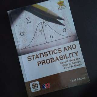 Statistics and Probability (K-12)