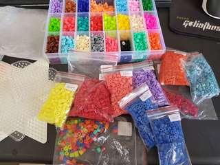 2.6mm Perler hama psylla beads set
