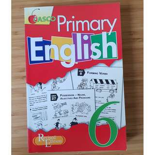 Primary English Revised Edition 6