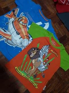 Take 2 disney shirts