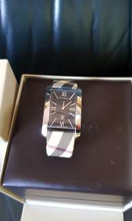 Authentic Burberry Watch for Men
