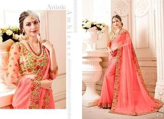 Pre order saree