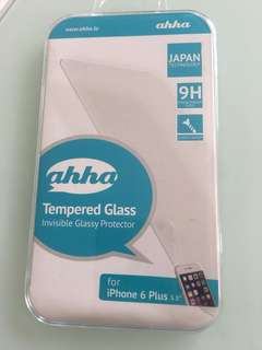 New tempered glass for iphone6 plus