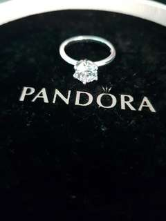 Inspired Diamond ring not Pandora Brand