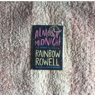 Almost Midnight – Rainbow Rowell