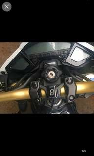 Gear indicator for Honda bikes
