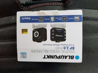 Blaupunkt car camera recorder full HD