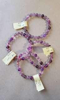 Super 7 bracelets