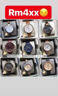 Fossil 100% authentic watches