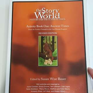 The Story of the World: Activity Book One - Ancient Times
