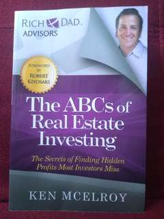 THE ABCs OF REAL STATE INVESTING