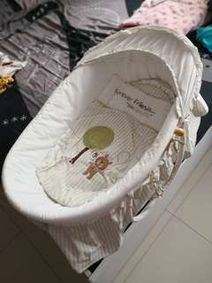 Baby carrier baskets