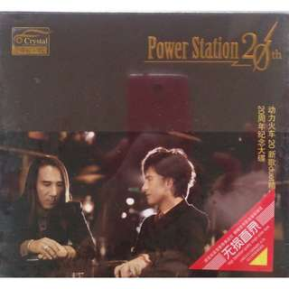 Power Station 20th Anniversary Collection 动力火车 20周年纪念 新歌+精选 3CD (Imported)