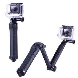 3 Way Tripod for GoPro