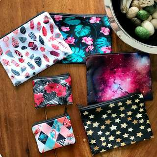 Graphic Pouch 007