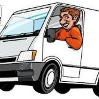 Freelance Van Driver