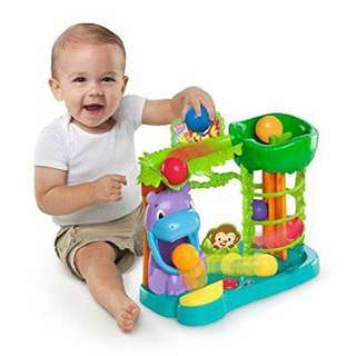 Bright Starts Baby Toy, Jungle Fun Ball Climber