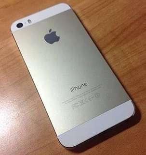 Iphone 5s gold 32gb GPP-LTE
