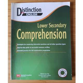 MC Distinction in English Lower Secondary Comprehension