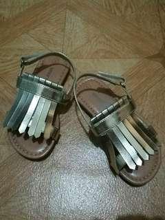 Smartfit Gold Sandals